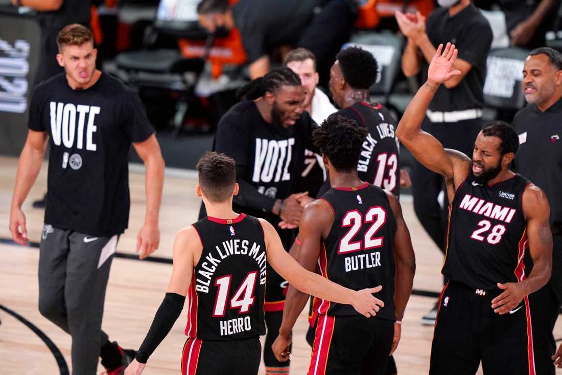 Miami möter Los Angeles Lakers i årets NBA-final.