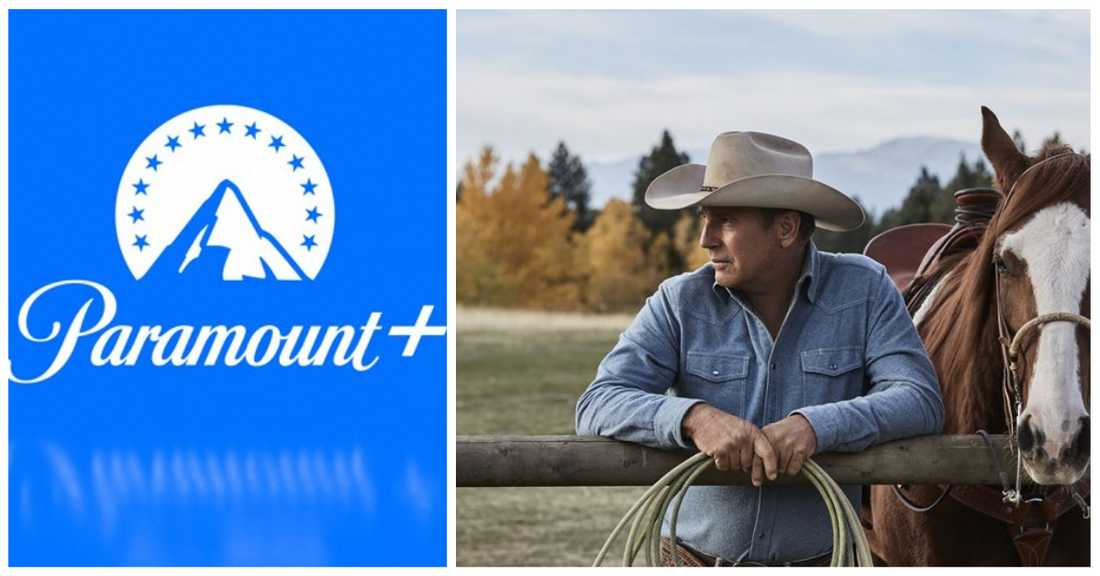 "Kevin Costner i Paramount Networks ""Yellowstone""."