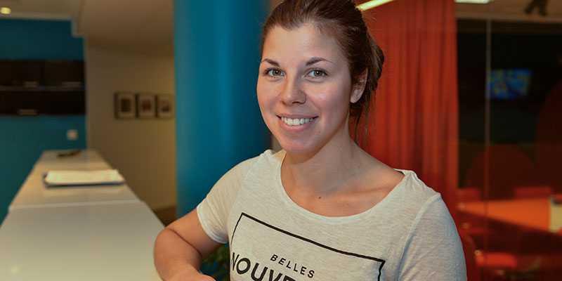 Sandra Eriksson väntar barn - har varit - och kommer vara borta från travet ett tag