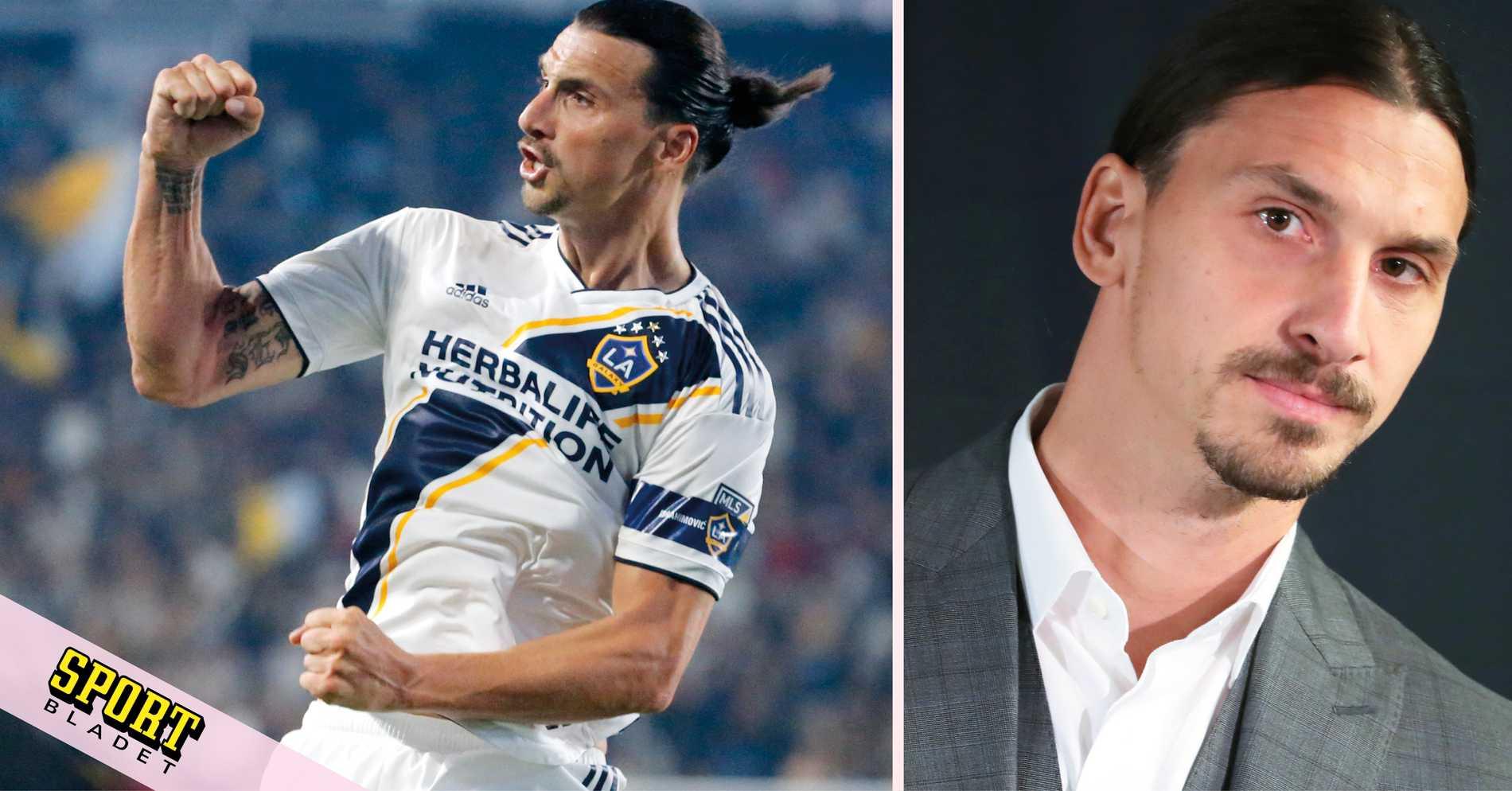 """Zlatan om söndagen: """"Det kan vara min sista match"""""""
