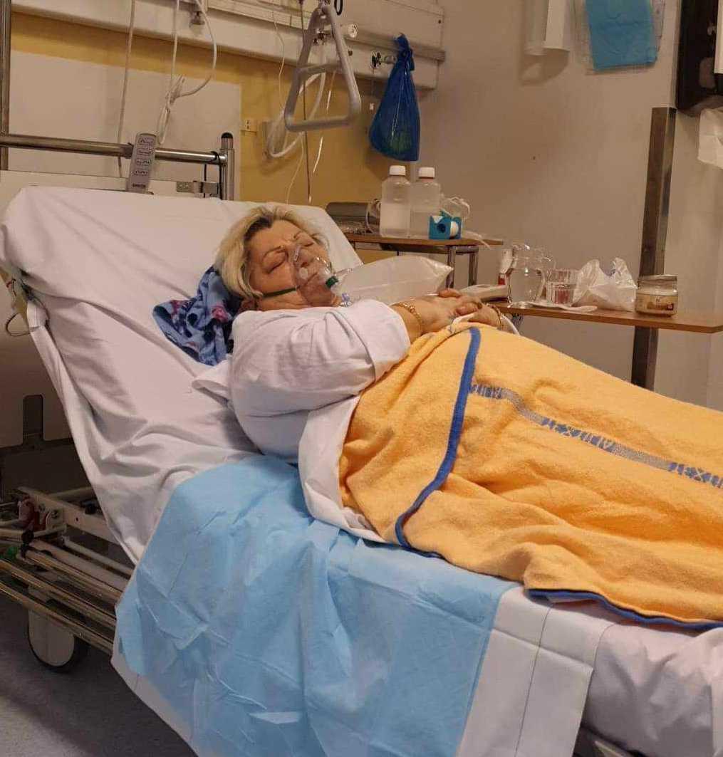 Jennys mamma Maria överlevde mot alla odds covid-19.