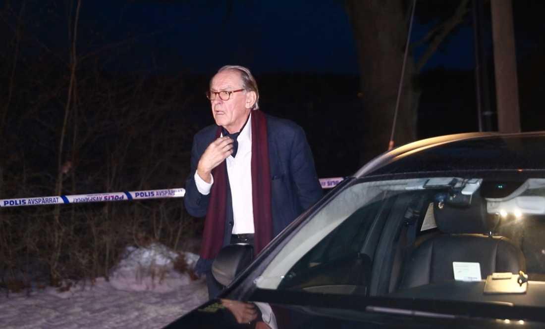 FN:s tidigare vice generalsekreterare Jan Eliasson.