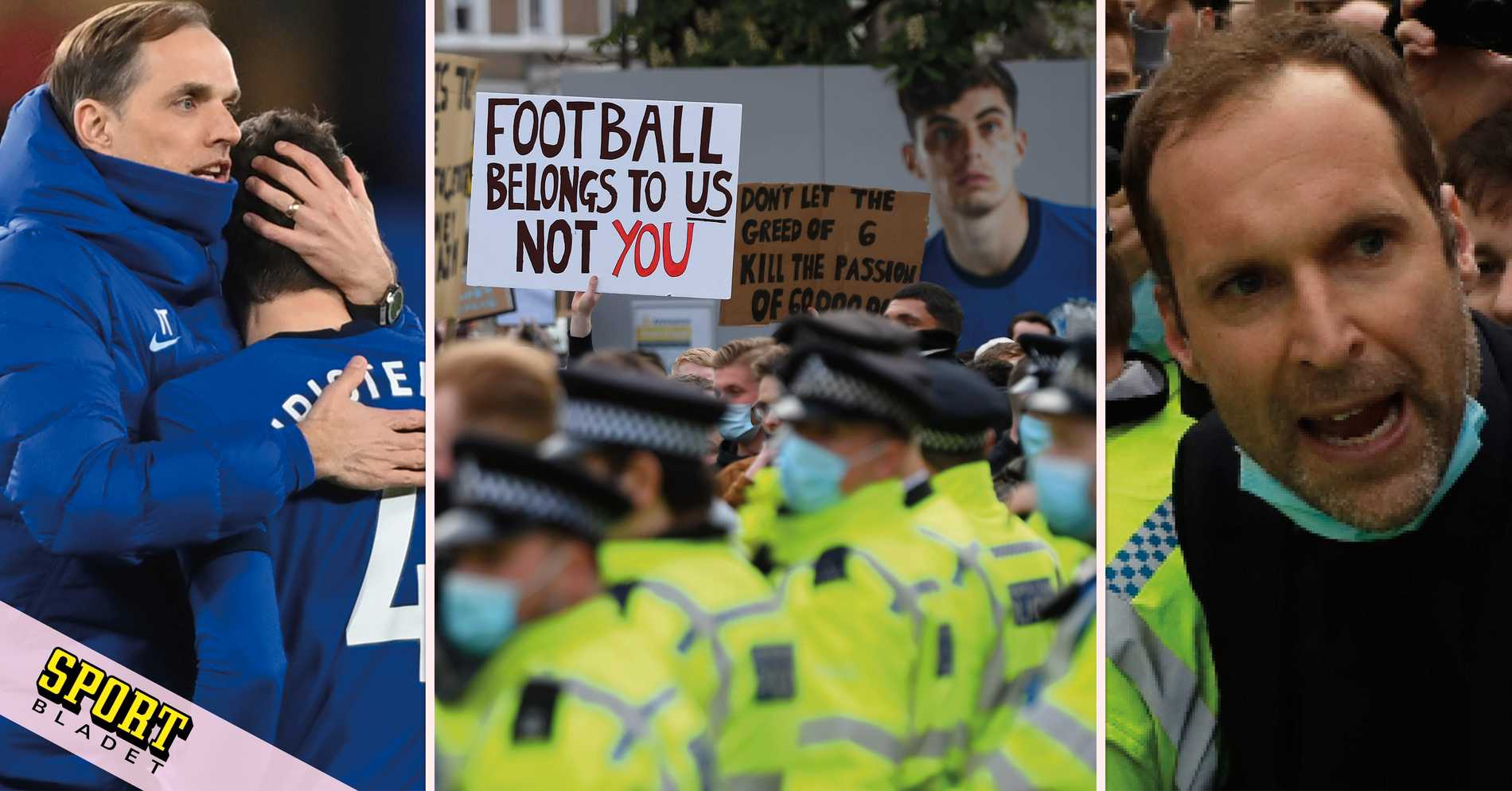 Bekräftat: Manchester City lämnar Super League