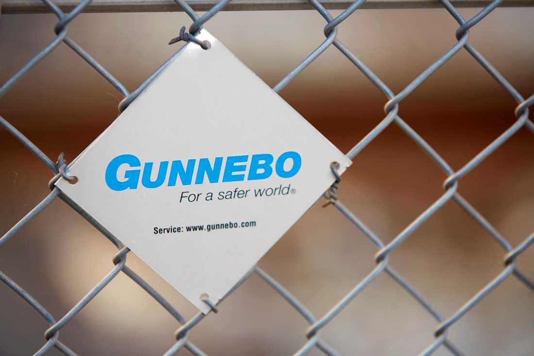 Gunnebo utsattes för en cyberattack i somras. Arkivbild.