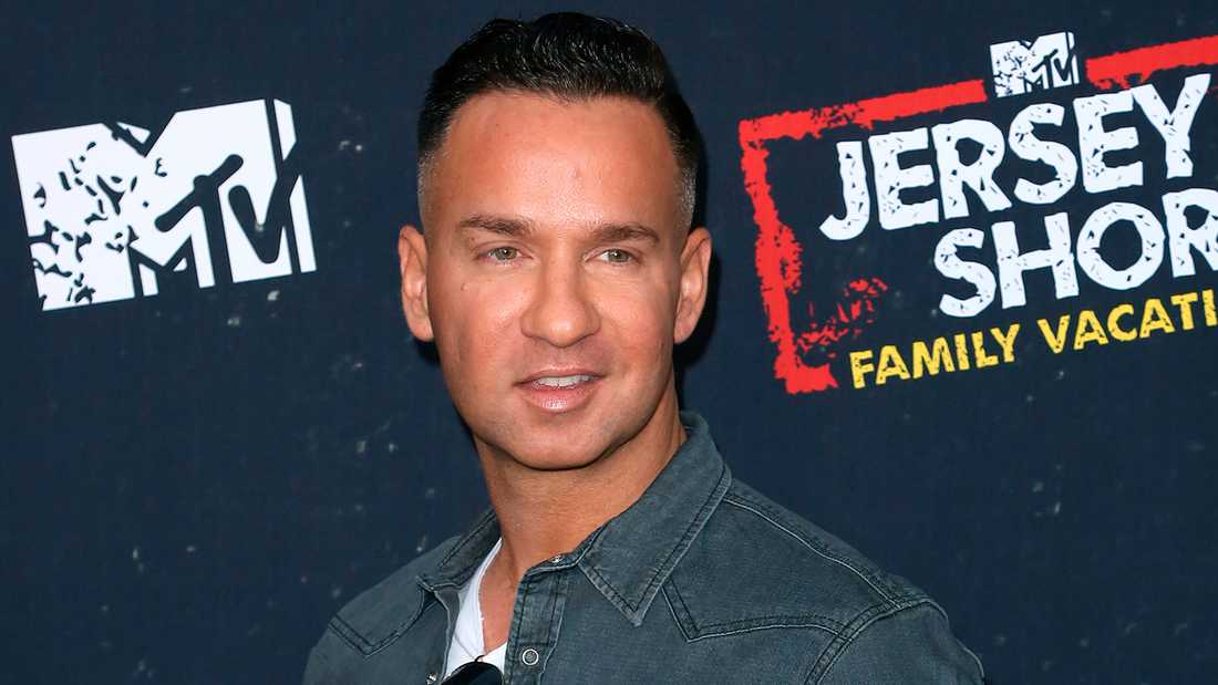 """Mike """"The situation"""" Sorrentino från realityserien """"Jersey shore""""."""