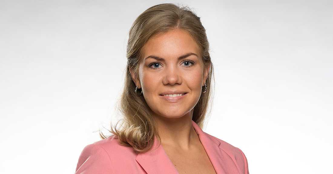 Sarah Havneraas, ordförande Kristdemokratiska Kvinnoförbundet.