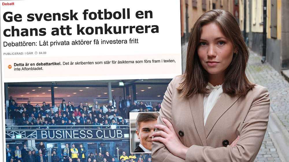 51-procentregeln är inskriven i Riksidrottsförbundets stadgar. Skulle politiken ge sig in och besluta att avskaffa den, vore det en exempellös styrning av det fria föreningslivet. För svensk fotboll skulle det vara närmast föraktfullt gentemot alla trogna fans, skriver debattören.