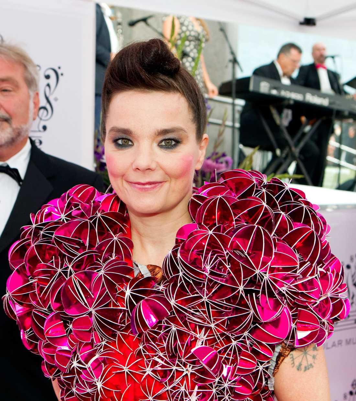 Artisten Björk