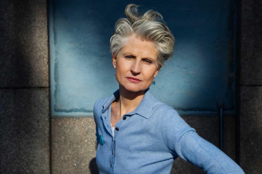 """""""Det är många, från toppen till gräsrötterna, som stödjer mig"""", säger Anna Maria Corazza Bildt."""