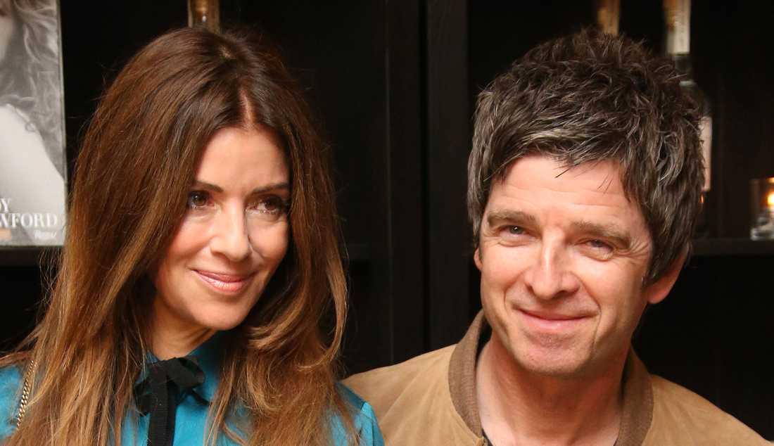 Noel och frun Sara MacDonald.