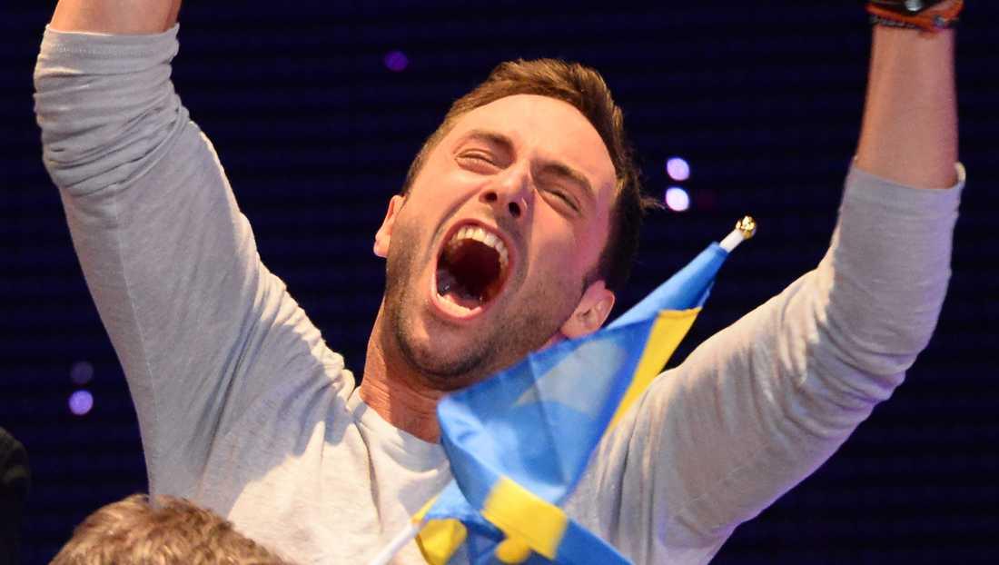 Måns Zelmerlöw vann Eurovision 2015. Nästa års tävling kommer att gå av stapeln i Stockholm.
