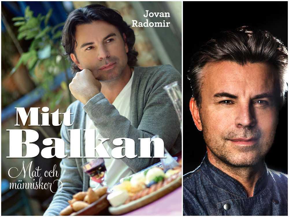 Mitt Balkan, skriven av Jovan Radomir.