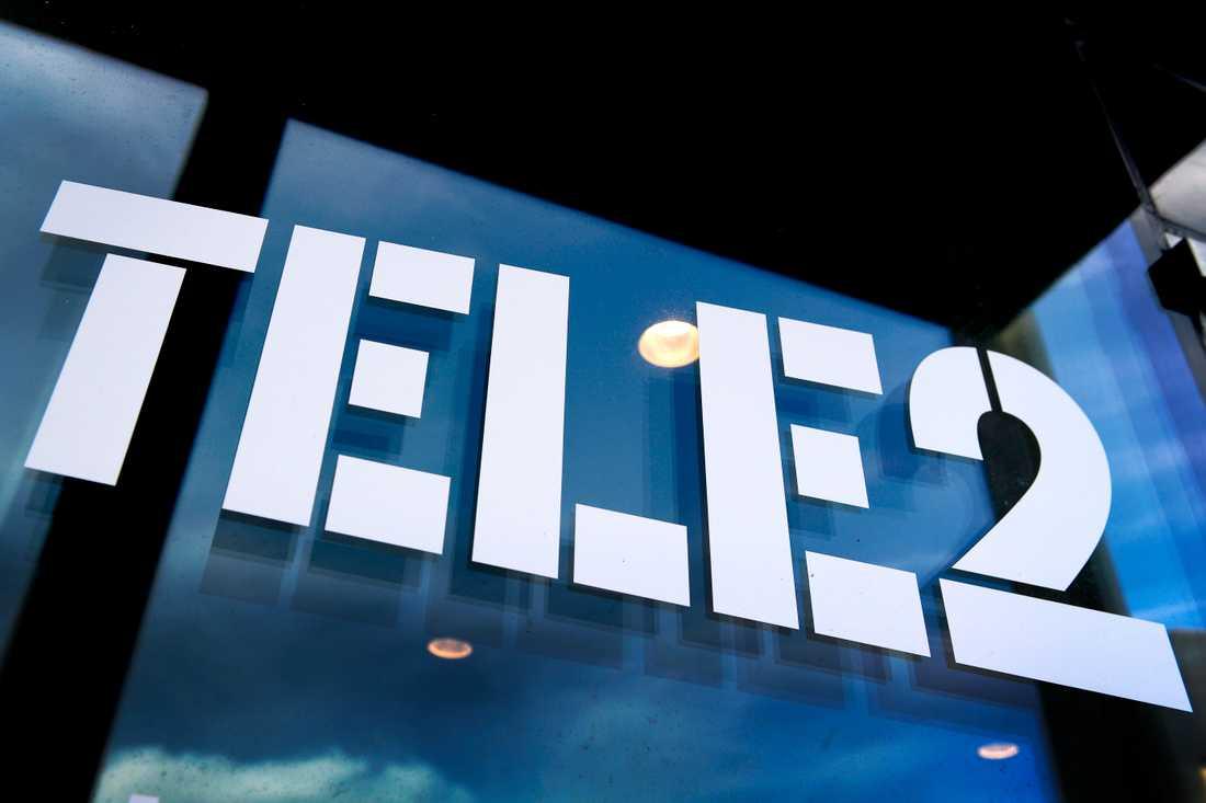 Tele2 hade störningar i sina telefonitjänster på måndagen. Arkivbild.
