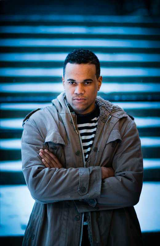 Johannes Anyuru fick Aftonbladets litteraturpris 2012