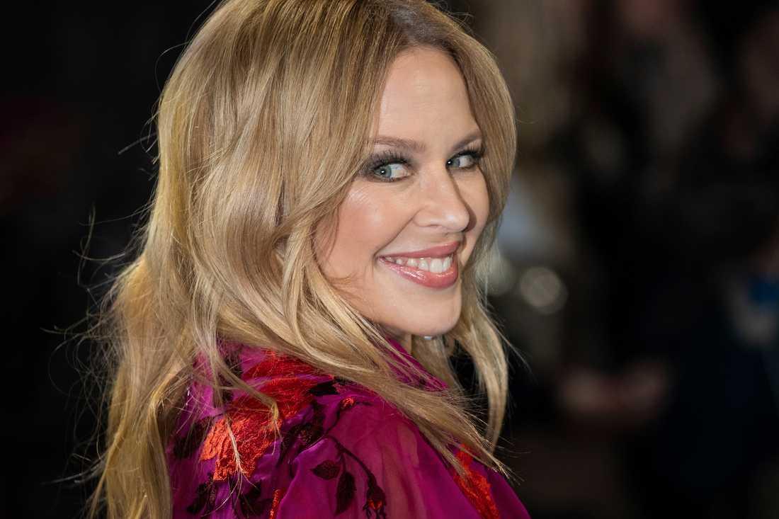 Kylie Minogue. Arkivbild.