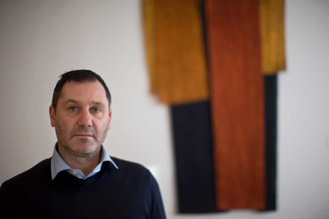 Zan Jankovski, samordnare mot våldsbejakande extremism, Göteborgs stad. Arkivbild.