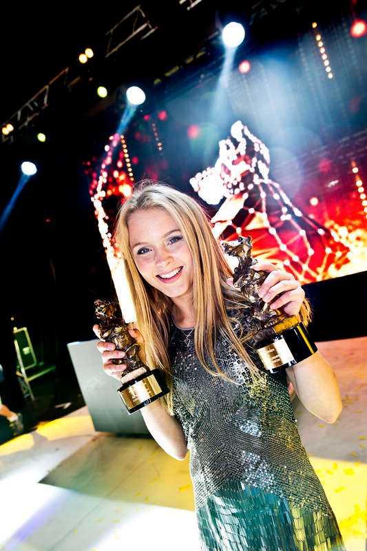 Zara Larsson vann två förra året.