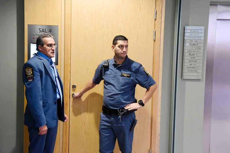 nekar till mord I slutet av oktober dömdes Martin Jonsson för en rad brott i tingsrätten, bland annat mord.