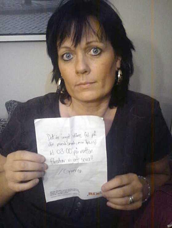 Marie Hedén i Vårgårda är en av de drabbade.
