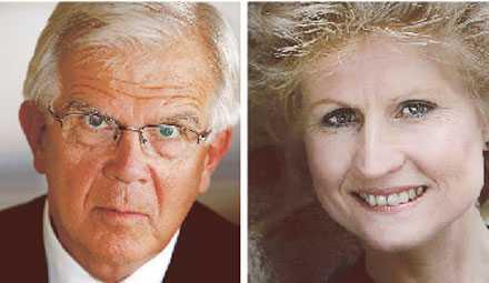 Inkryssade Alf Svensson (KD) och Anna Maria Corazza Bildt (M) skräller i kryssligan och har båda knipit var sitt mandat i EU-parlamentet.