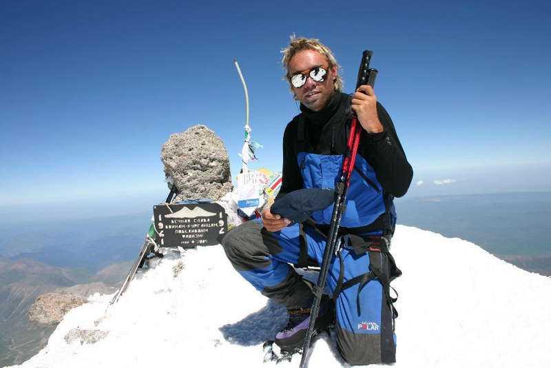 Äventyraren Johan Ernst Nilson misstänks ha bluffat med bilderna från sina resor.