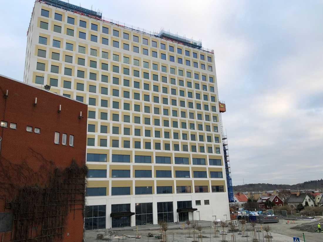 Nya hotellet.