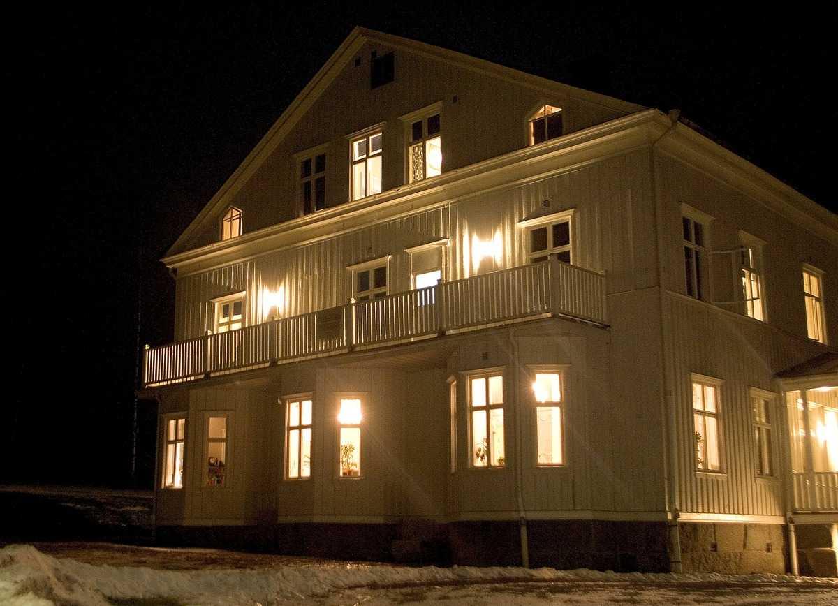 Lundsbergs skola.