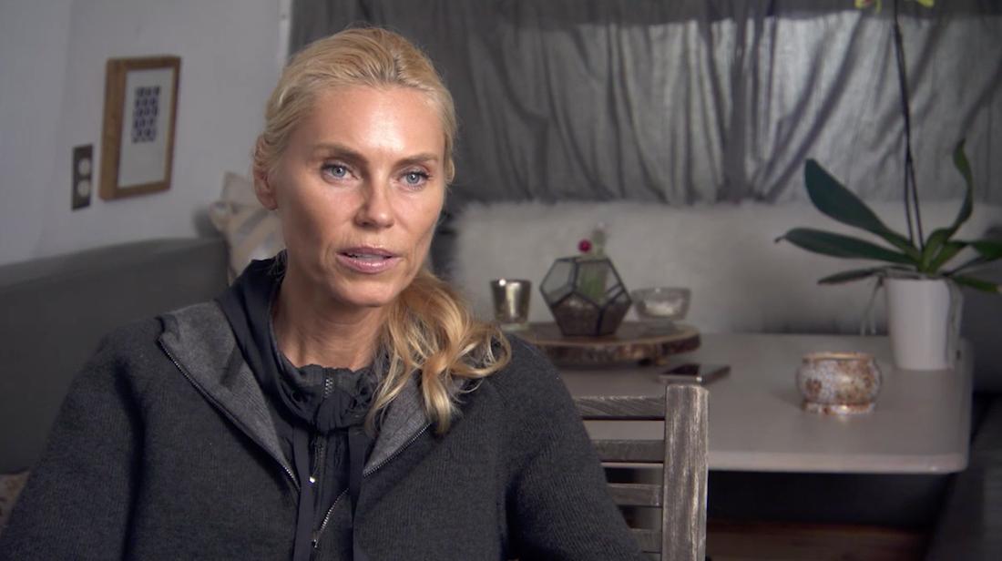 """""""När jag först gjorde """"Hollywoodfruar"""" 2009, var det min mörkaste period i livet"""", säger Anna Anka."""