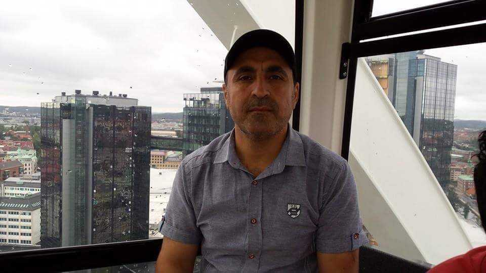 Ahmed, 50, från Hammarkullen, mördades av IS
