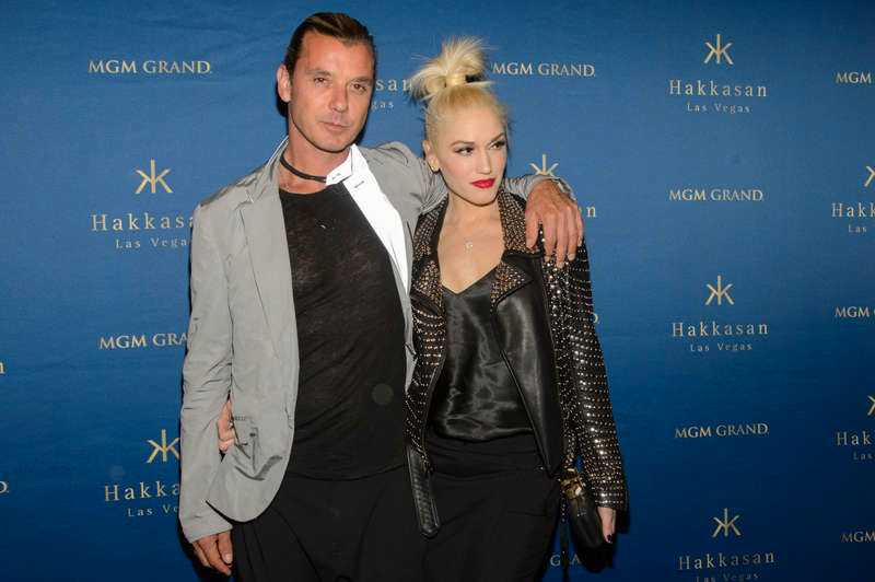 Gavin Rossdale och Gwen Stefani var tillsammans i 20 år och gifta i 13.