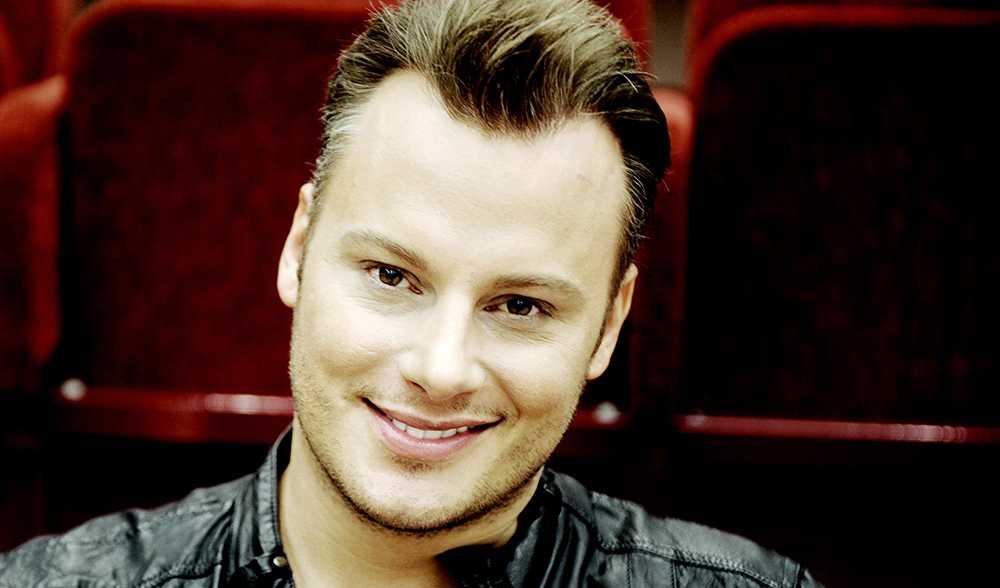 Det blir åttonde gången i Melodifestivalen för Magnus Carlsson.