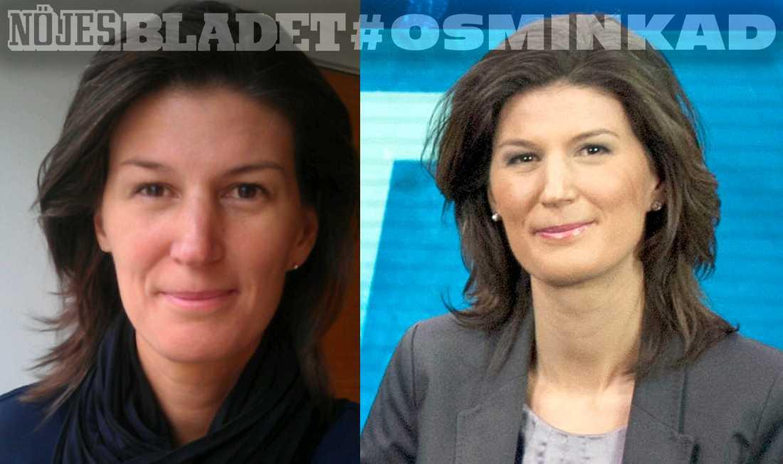 Cecilia Gralde, SVT.
