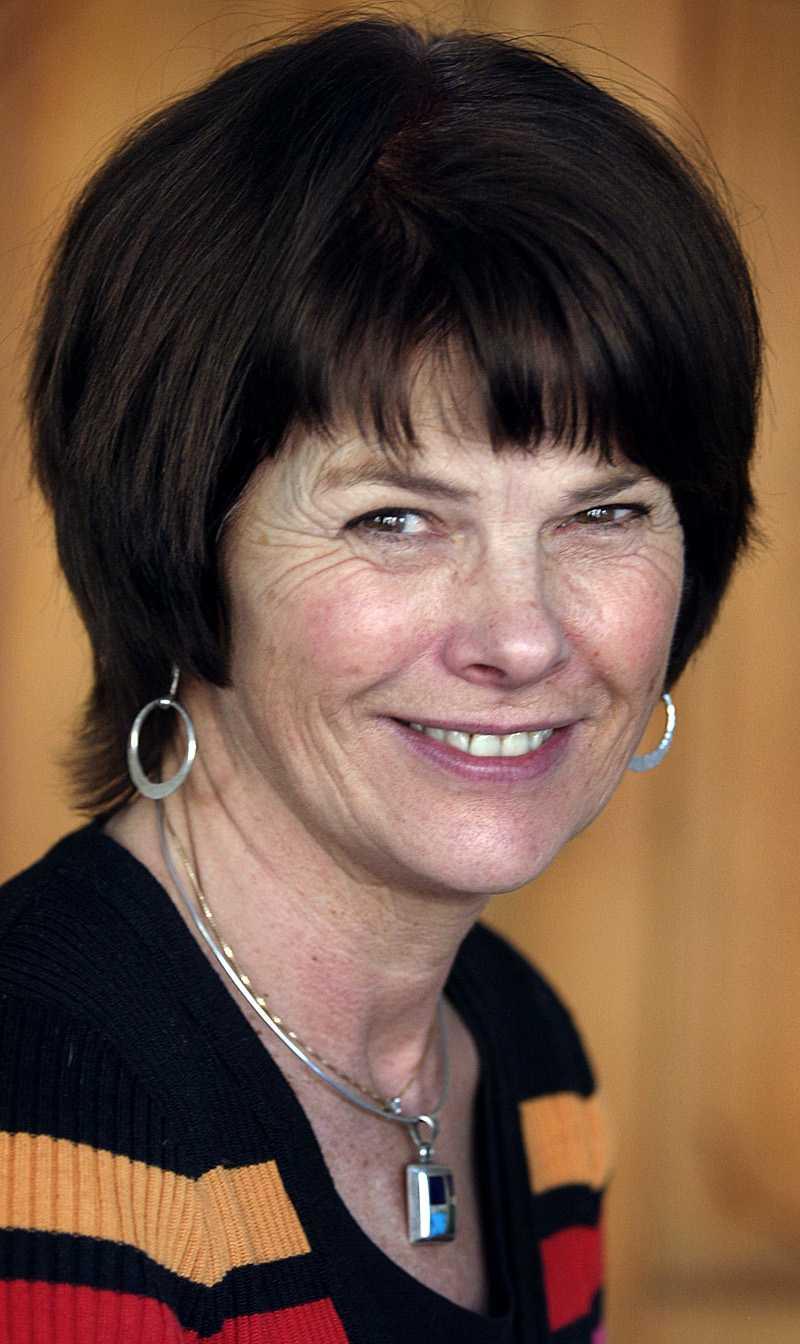 Eva Thorelius.
