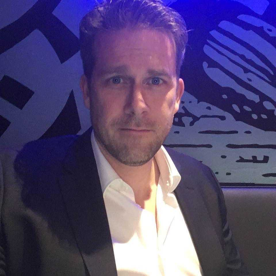 Jonas Paulsson är en av grundarna till organisationen Köttfri måndag.