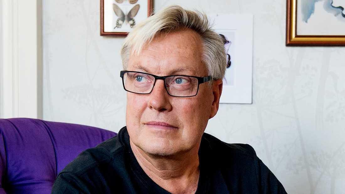 "Lars-Åke ""Babsan"" Wilhelmsson."