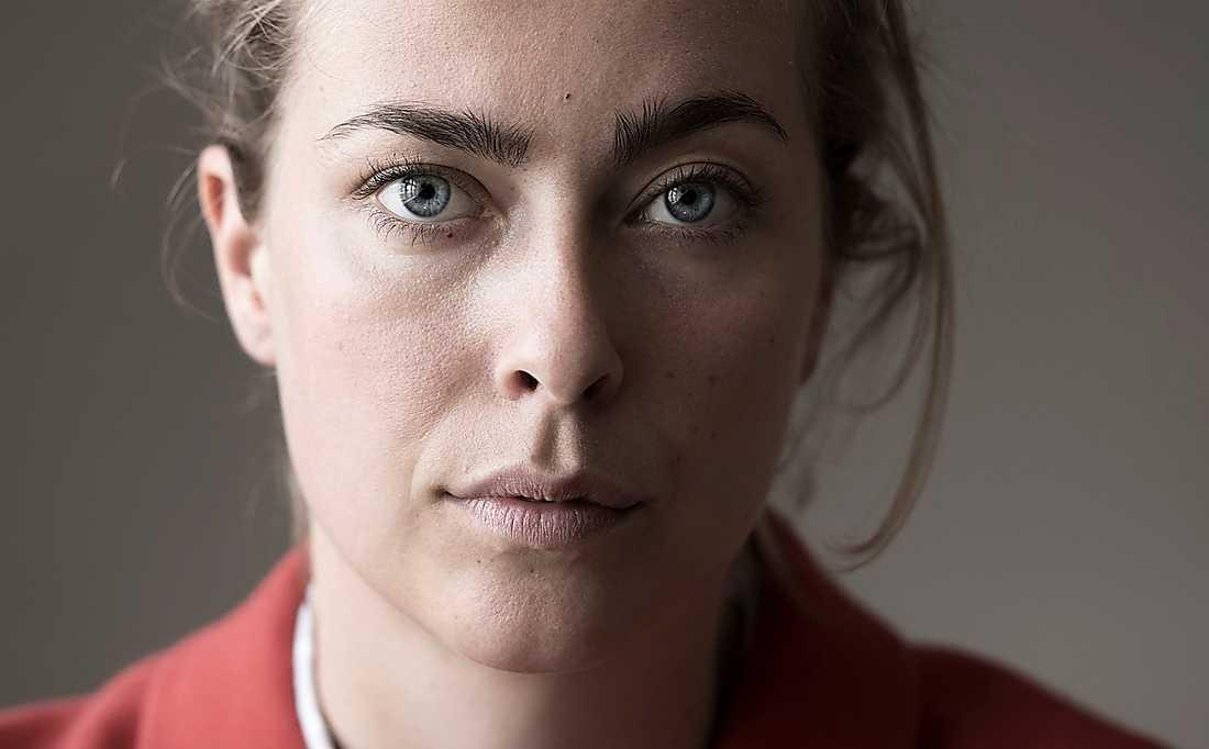 Danska författaren Caroline Albertine Minor (född 1988)