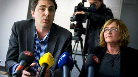 Socialstyrelsens avdelningschef Anders Printz och juristen Maria Jacobsson redde ut rättsläget.