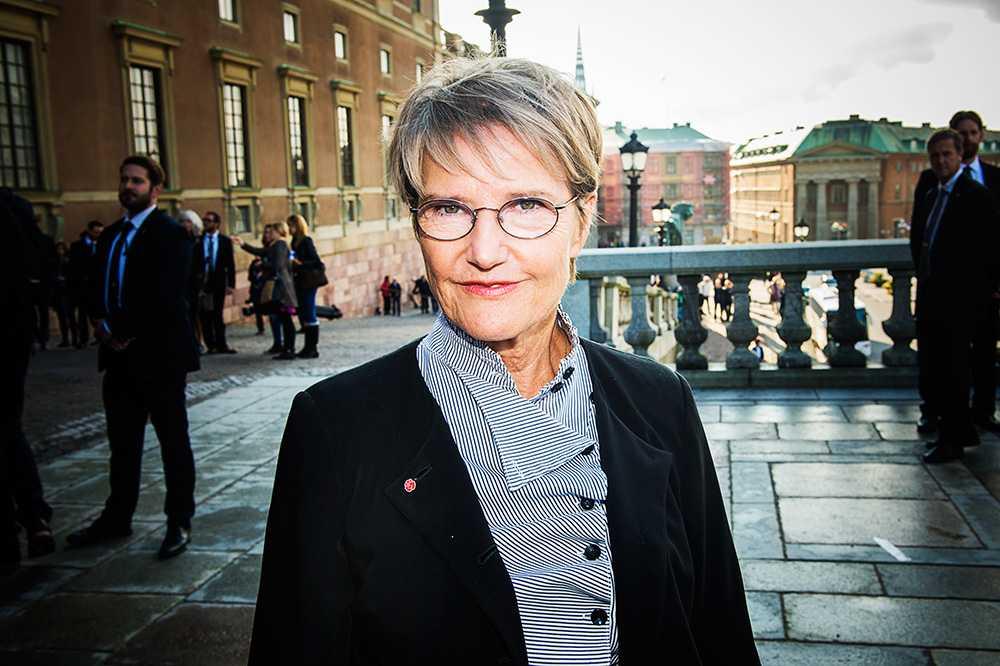 """""""Vi blev lurade"""", säger hon till Expressen om tv-inslaget."""