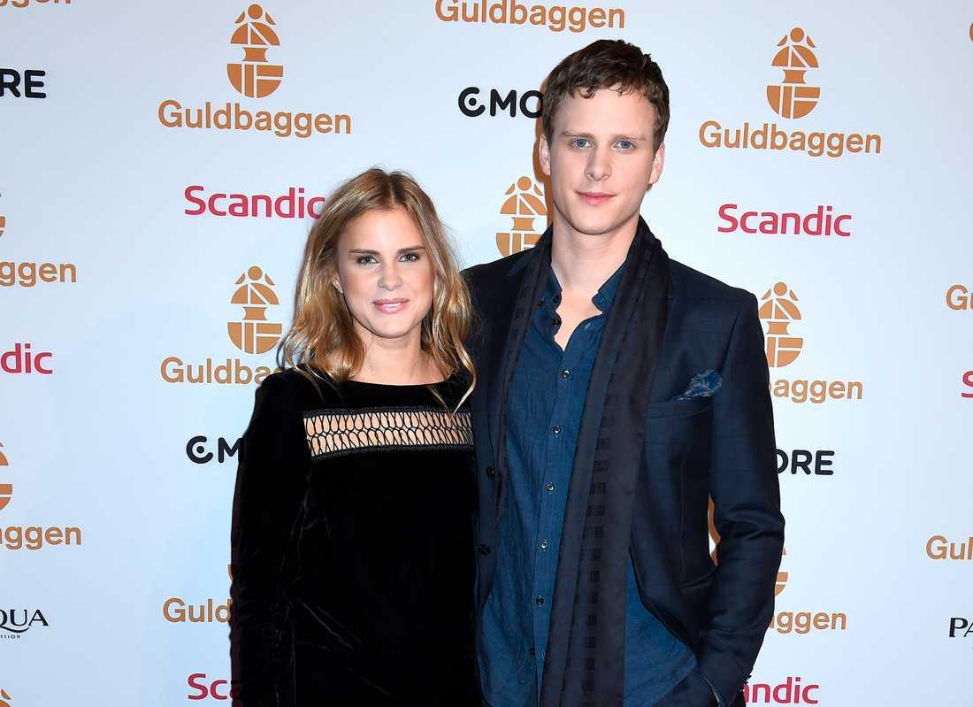 Celie Sparre och Adam Pålsson.