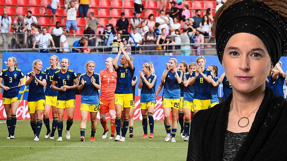 Som idrottsminister i en feministisk regering vill jag kämpa för att alla oavsett kön, ska ha samma förutsättningar att idrotta. Både på bredd- och elitnivå, skriver Amanda Lind (MP).