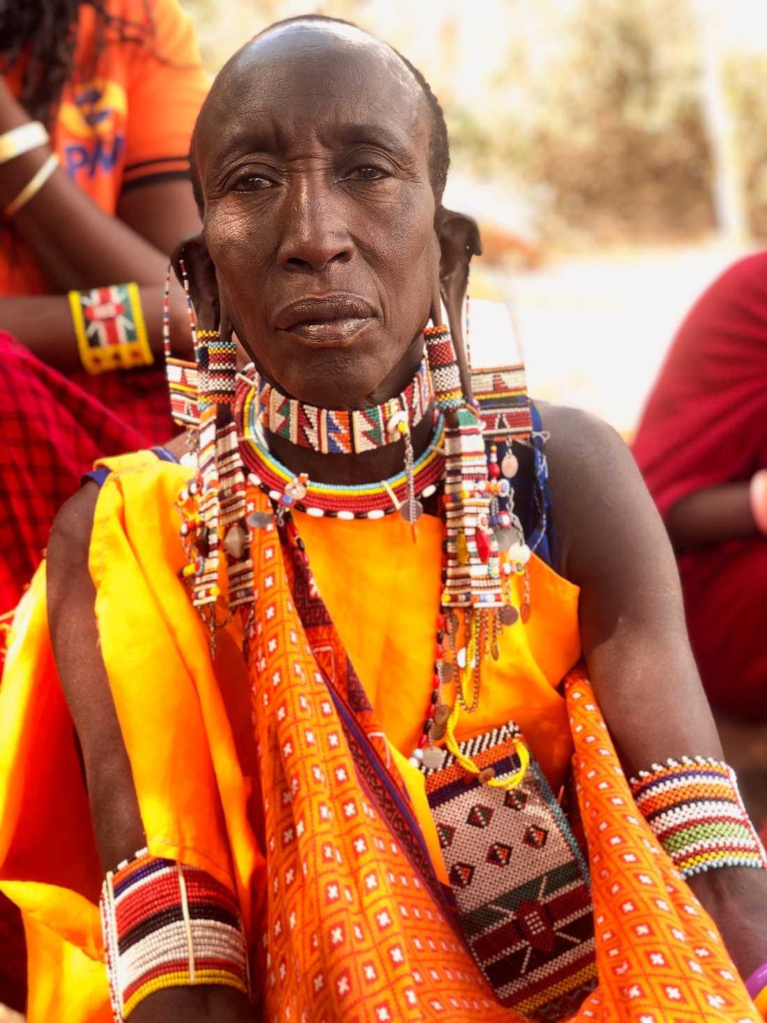 Barnmorskan Linti ene Sampue brukade vara stolt över att kunna utföra könsstympningar. Nu mår hon dåligt över den skada hon orsakat flickorna.