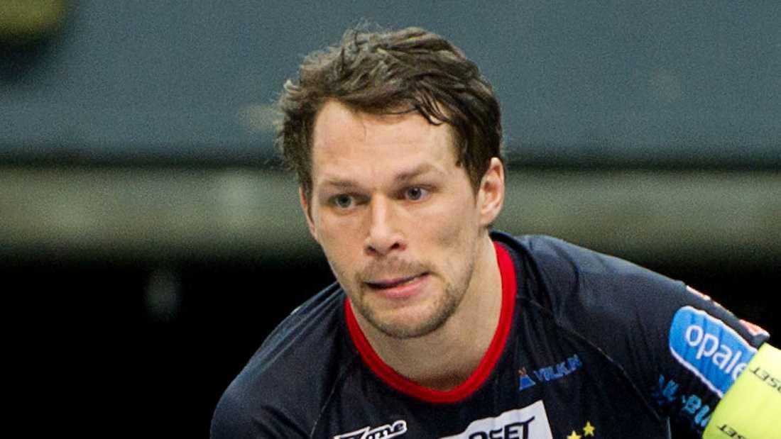 Daniel Calebsson gjorde 3–3.