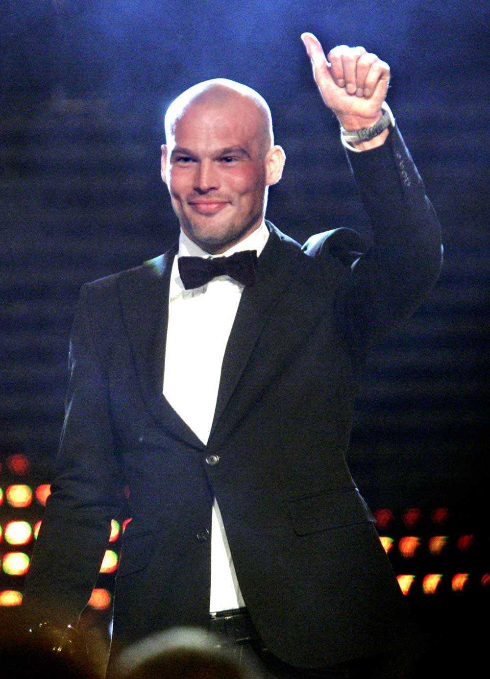 2006 fick Ljungberg Guldbollen för andra gången.