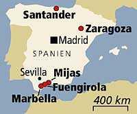 Karta Nordostra Spanien.Nya Bombattentat I Spanien I Dag Aftonbladet
