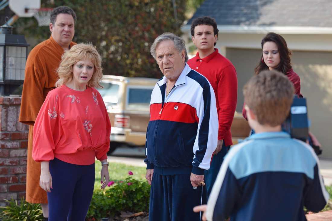 "Ur tv-serien ""The Goldbergs""."