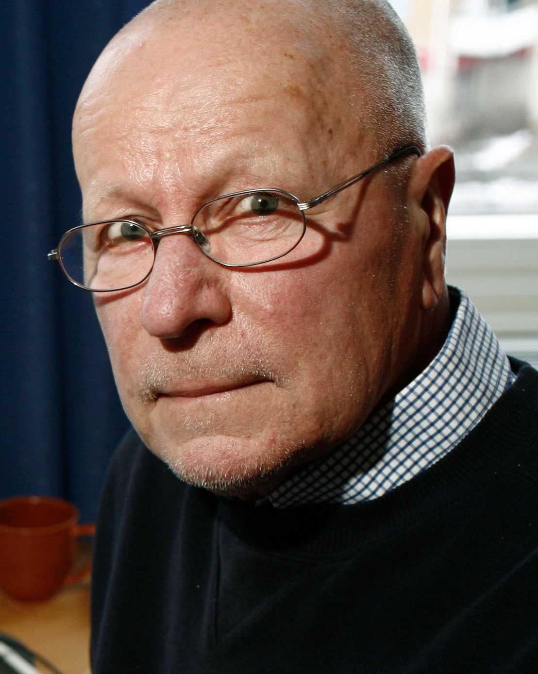 Sven-Erik Alhem, rättsexpert.