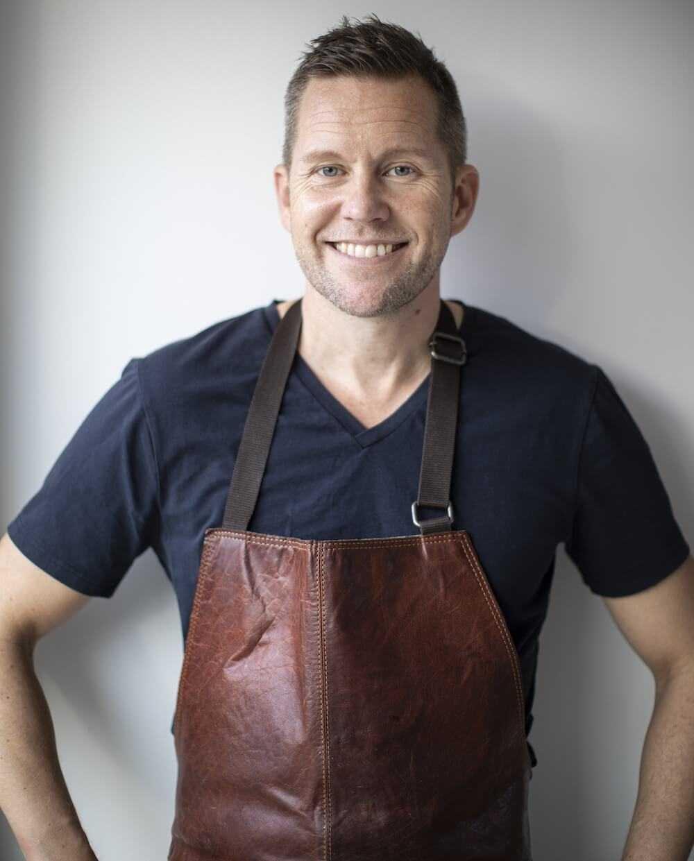 Kocken Mattias Larsson tipsar om bra vardagsrecept i sin kokbok.