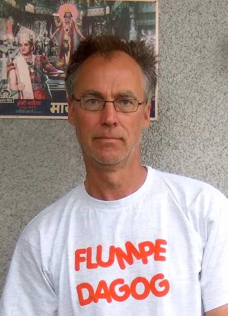 Mats Olsson är förskollärare och lärarutbildare.