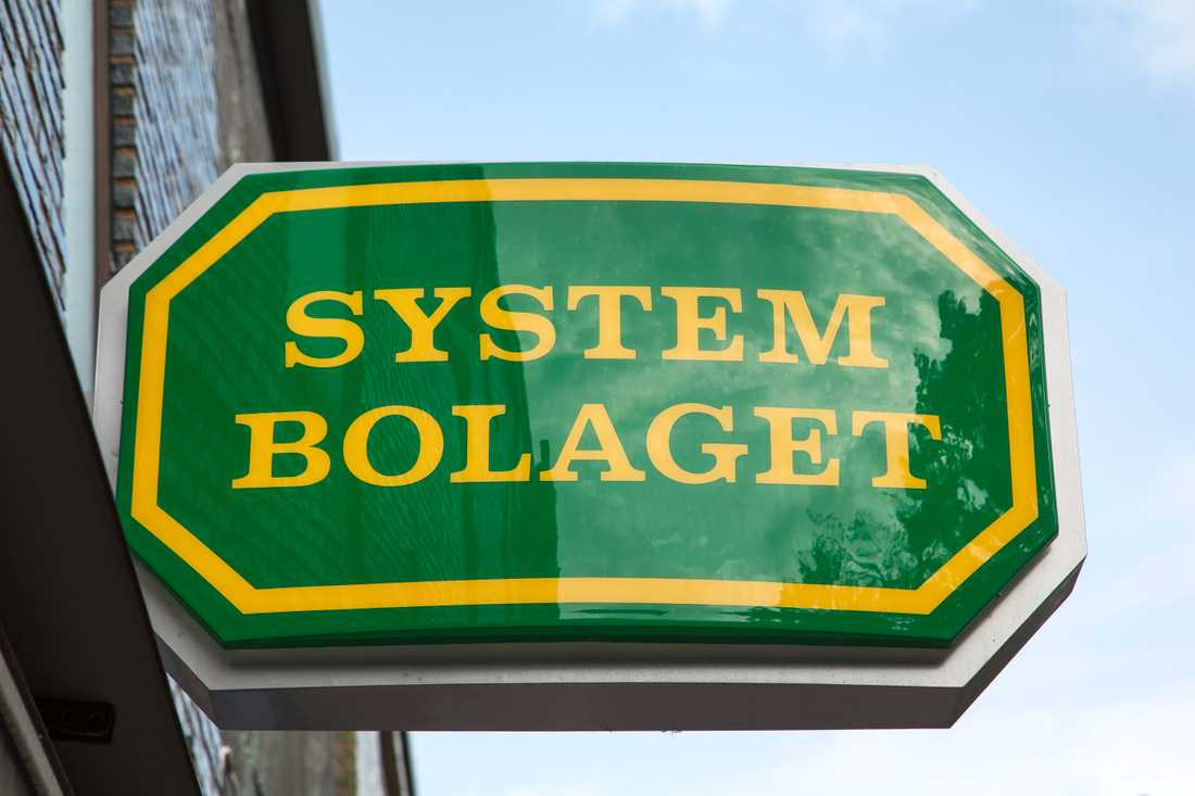 Systembolaget.
