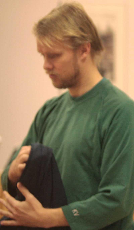 Mats Alm har suttit häktad sedan den 22 september.